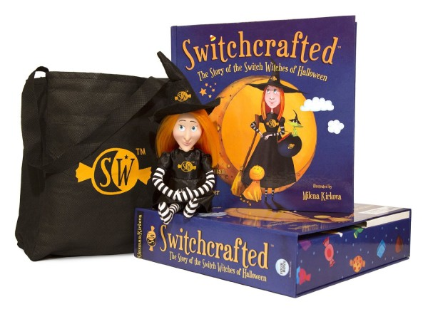 Start a New Halloween Tradition with Switchcrafted