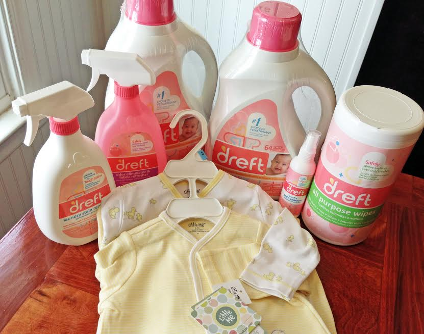 Keep Your Baby's Snuggliest Clothes Soft & Clean with Dreft #DreftHypo