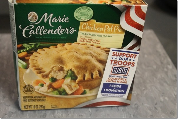Give Our Troops a Little Comforts from Home with Marie Callender's #ComfortsFromHome