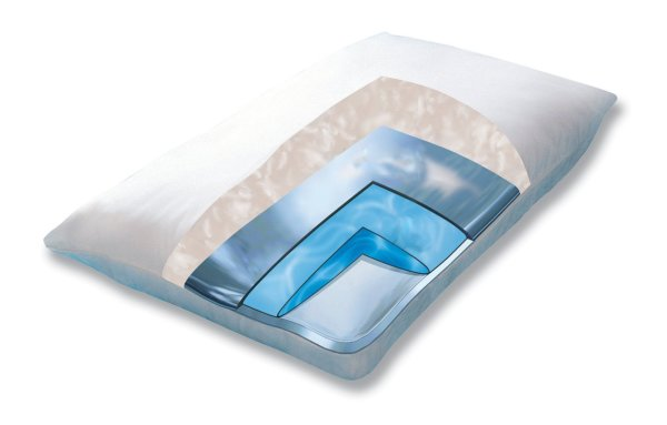 A Better Night's Sleep for Neck Pain Sufferers with Mediflow Waterbase Pillow