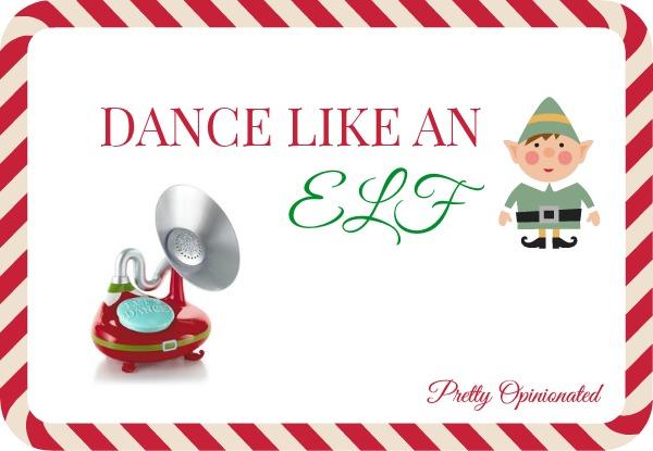 Dance Like an Elf