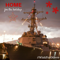 Home for the Holidays Wish for Others