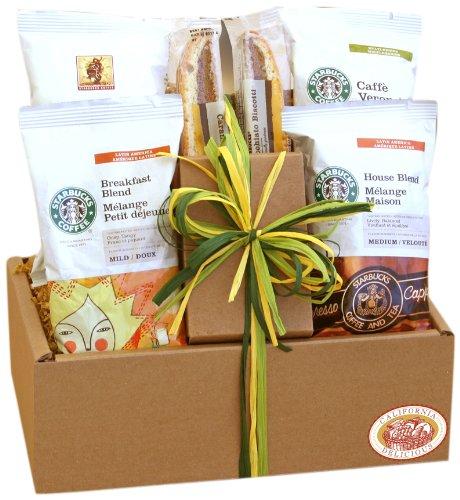 Starbuck Gift Basket