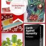 Stocking Stuffer Gift Ideas for Your Guy