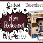 Whiskey Witches Book Promo: Funko POP Television: Supernatural Dean Action Figure Giveaway