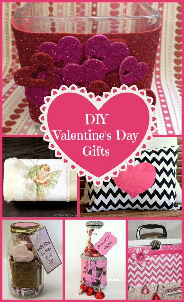 Sweet Handmade Valentine 39 S Day Gifts Decorations