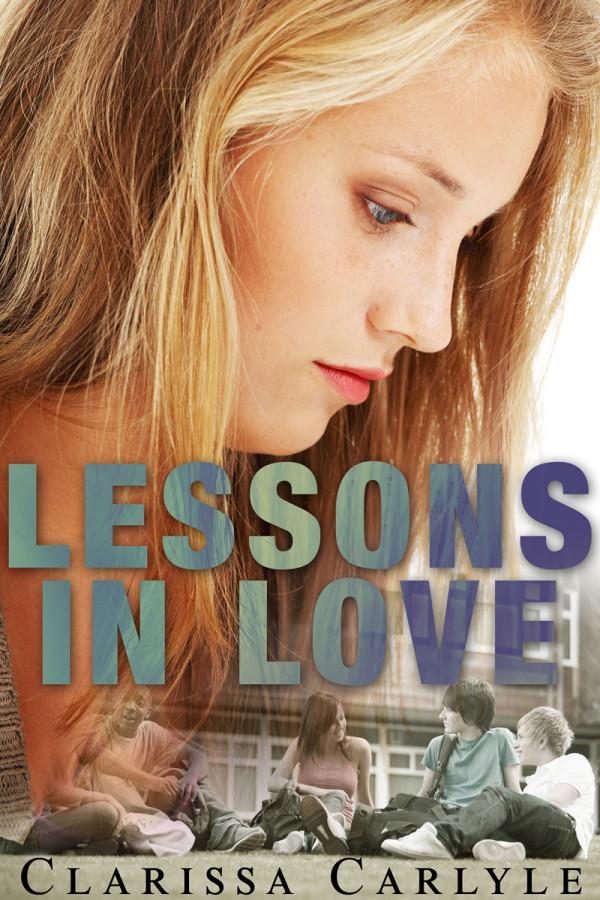 Looking for a good new adult romance to curl up with on a cold night? Check out Lessons in Love, the first- and free- book in Clarissa Carlyle's series.