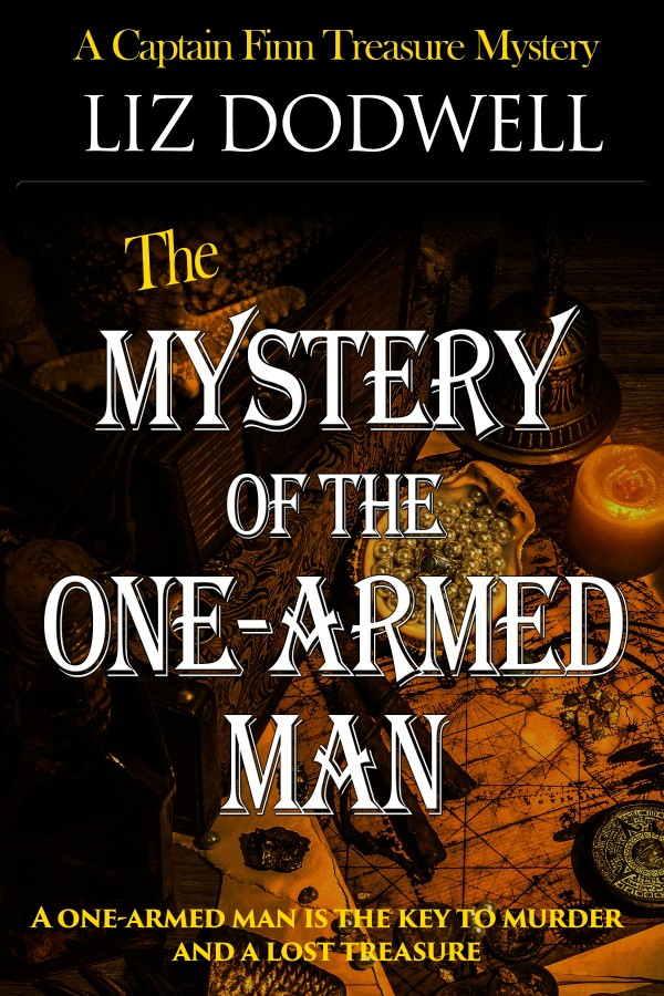 Looking for a fun murder mystery? Cozy up with The Mystery of the One-Armed Man by Liz Dodwell! Grab  the ebook free!