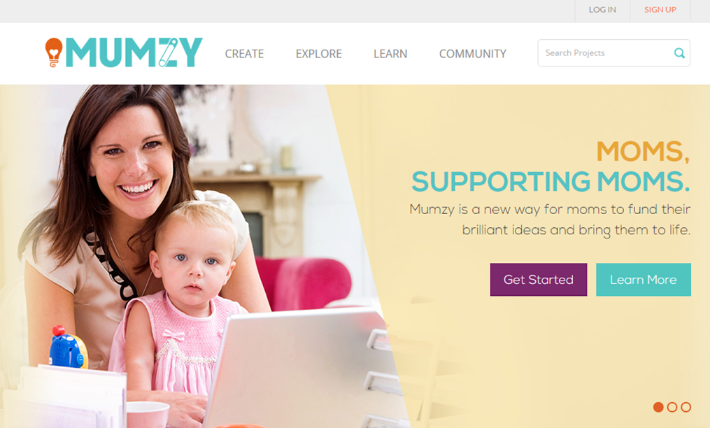 Give Mom A Unique Gift By Supporting Her MUMZY Project