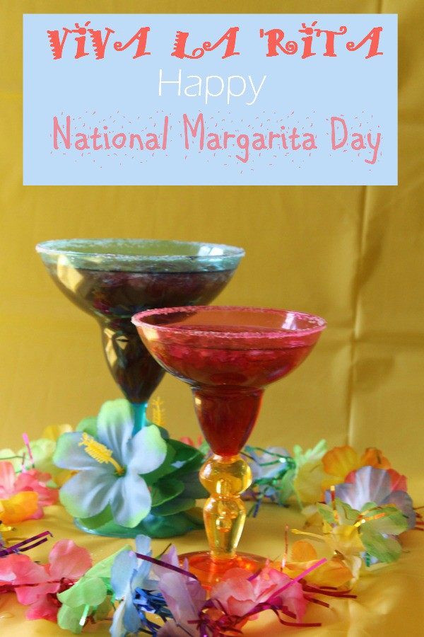 Get a Taste of Summer on National Margarita Day! #VivaLaRita