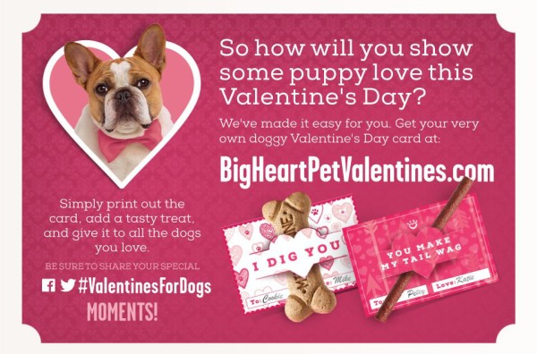 Valentine's for Dogs – Say I LOVE YOU with treats!