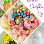 A Basket Full of Easy Easter Crafts for Moms & Kids