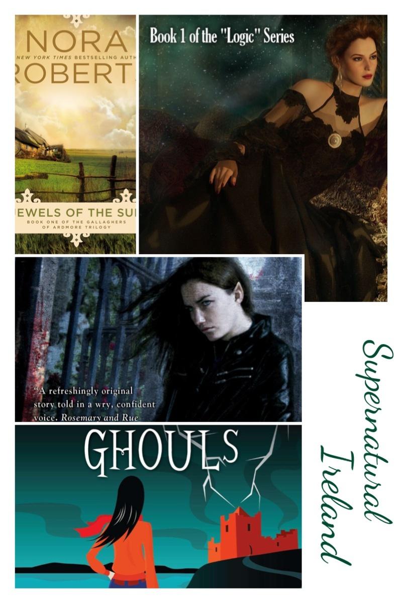 5 Fun & Modern Paranormal Irish Tales