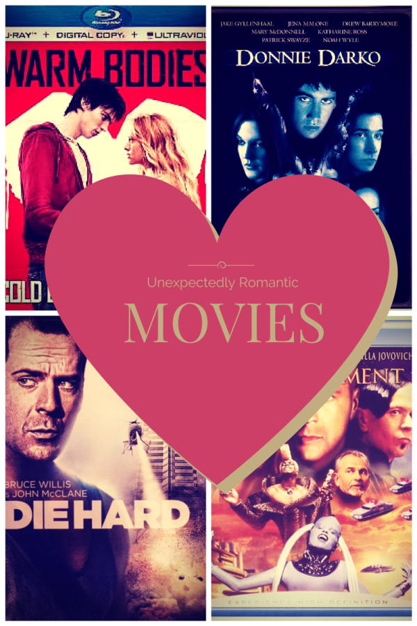 5 Unexpectedly Romantic Movies for Valentine's Day Date Night