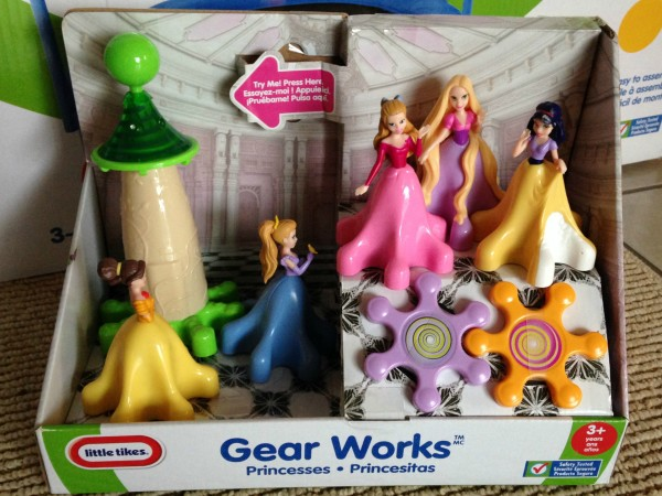 Little Tikes Gear Works Princesses Make the Perfect Gift for YOUR Princess