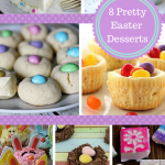8 Sweet & Pretty Easter Dessert Recipes