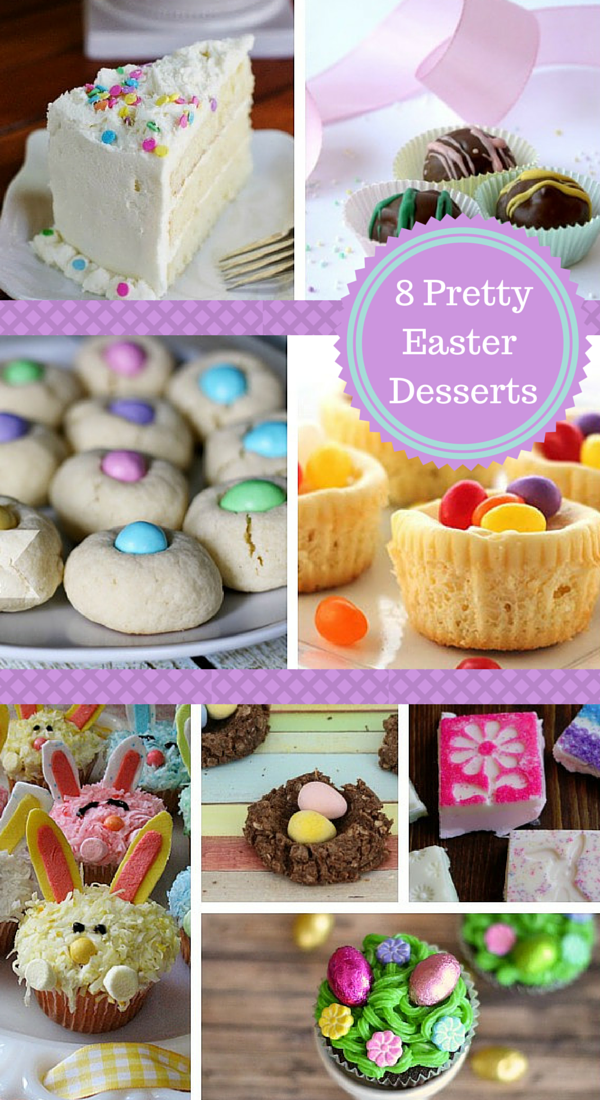 Whether you're planning a big dinner at home or bringing a dish to a party, these Easter dessert recipes are guaranteed to impress