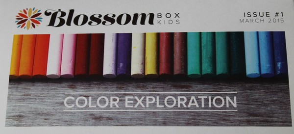Blossom Box Kids Color Exploration