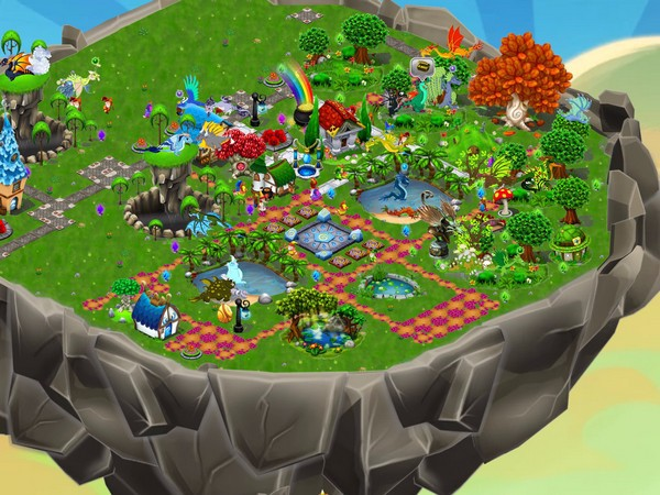 Fun Spring & Easter Games for Your iPad or Tablet DragonVale