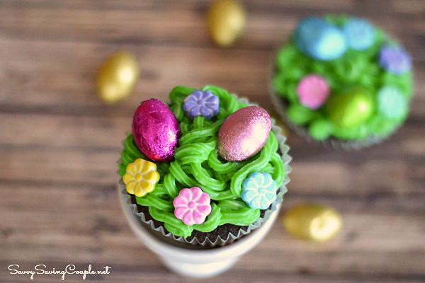 Easter-Egg-cupcakes Easter Dessert Recipes