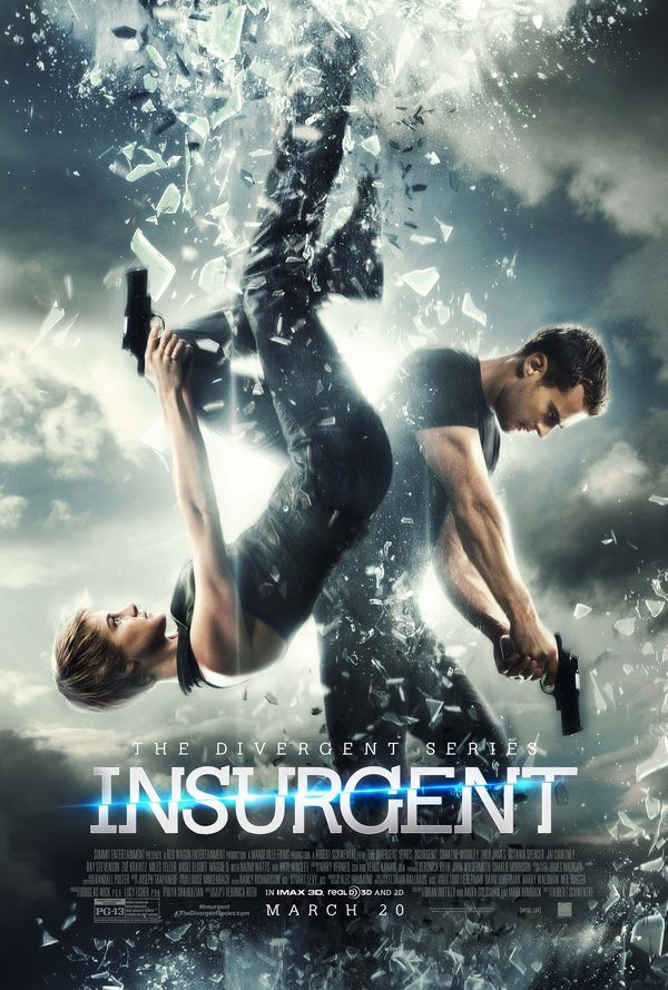 What makes The Divergent Series: Insurgent the perfect date night movie? Plus, discussion questions for your ride home after the movie!