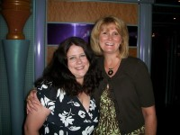 Me and Donna on Cruise