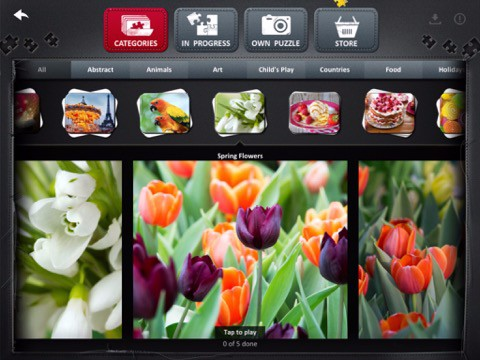 Fun Spring & Easter Games for Your iPad or Tablet: Puzzles HD