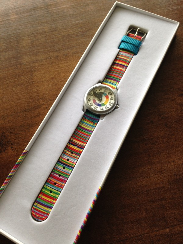 Madame Irma Watches: A Stylish Way to Teach Kids to Tell Time