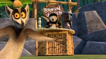 Get to Know the Characters of All Hail King Julien!