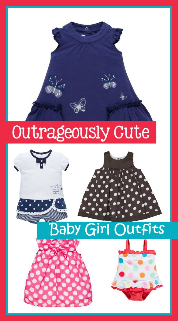 5 Baby Girl Outfits That Will Make You Squeal!