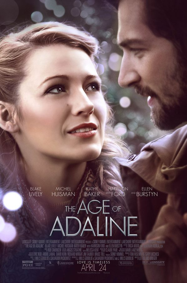 The Age of Adaline Girls Night Out Movie Guide: Discover the magic and whimsical beauty of The Age of Adaline, plus check out fun discussion topics for after the movie! #Adaline #IC (Sponsored)