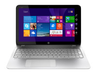 HP Envy Touchsmart Laptop with AMD FX APU