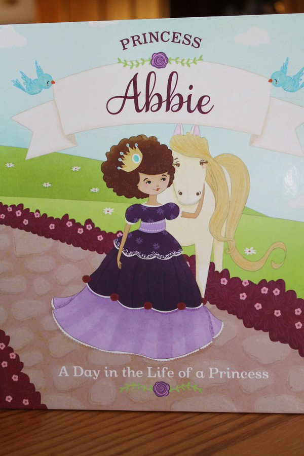 Celebrate National Princess Week with I See Me! Get A Day in the Life of a Princess, a personalized princess adventure, for  a special girl in your life!