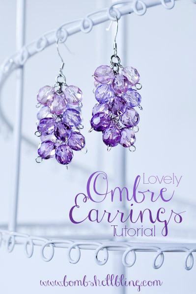 Lovely-Ombre-Earrings-Tutorial-from-Bombshell-Bling