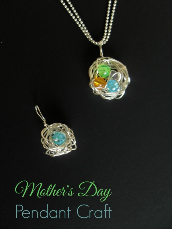 6 Easy Yet Absolutely Lovely DIY Mother's Day Jewelry Gift ...