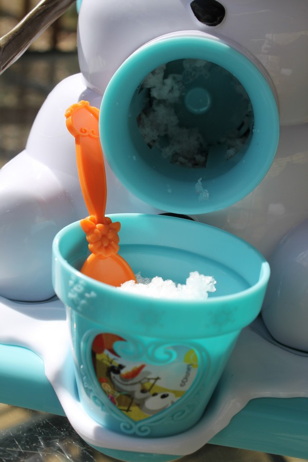 Olaf Snow Cone Maker 2