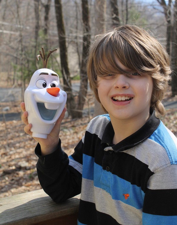 Olaf-a-lot Disney's Frozen Olaf Talking Toy