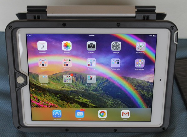Protect her iPad with a Pelican ProGear Vault for Mother's Day