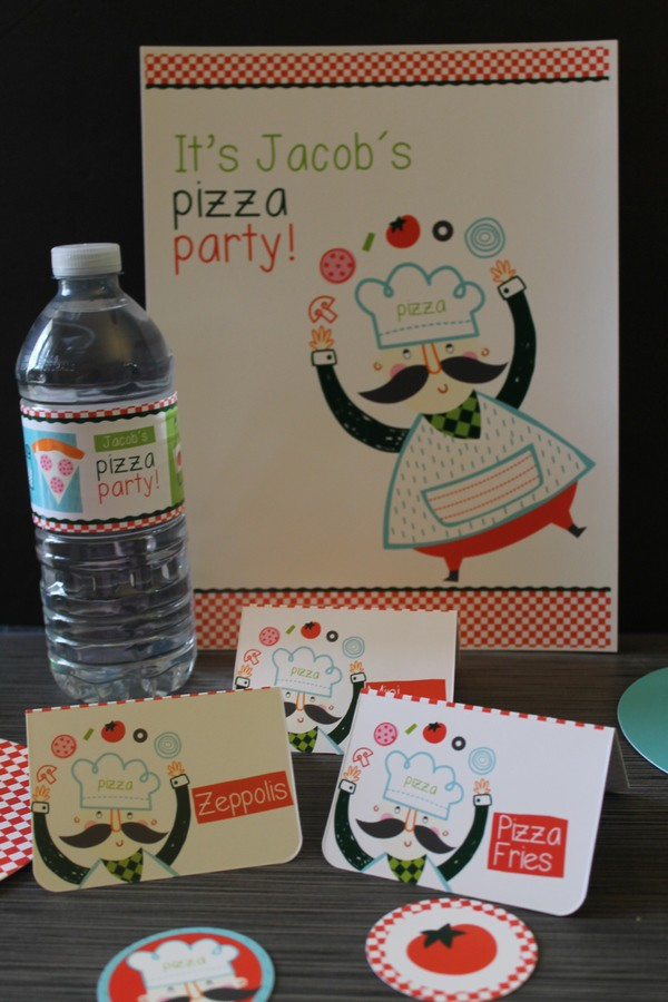 Want to host the coolest party ever? You absolutely NEED to check out Simply Genie! We loved their Pizza Party kit!