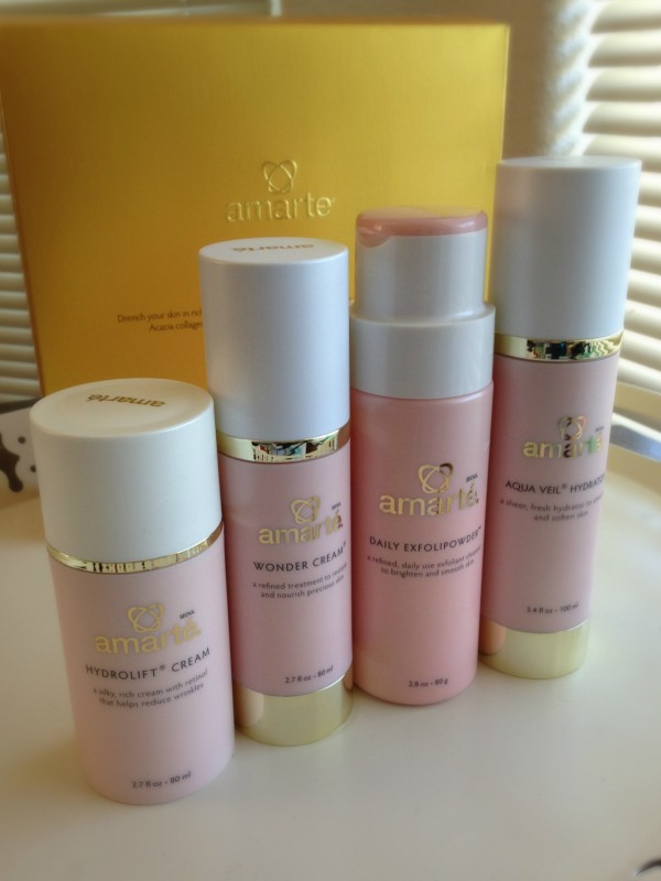 Treat Your Skin to Amarte Super Hydrating Collection Set , a great gift for Mother's Day!