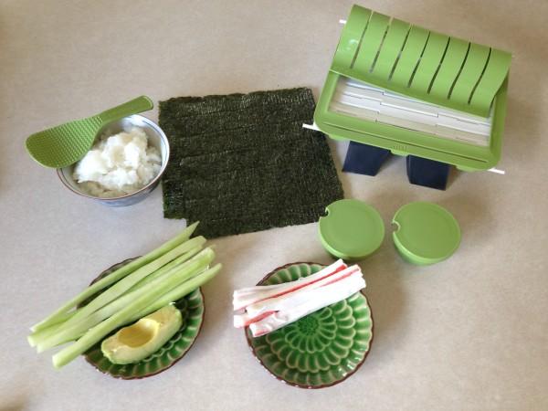 The Complete SushiQuik Starter Kit