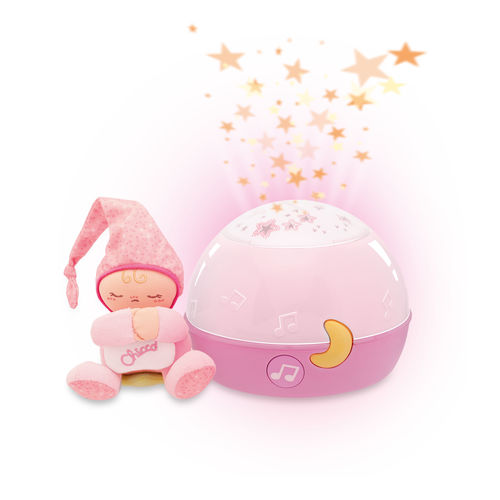 Star Projector - Pink Toys for Babies and Toddlers