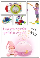 5 Toys Your Mom Wishes They Had When You Were a Tot!