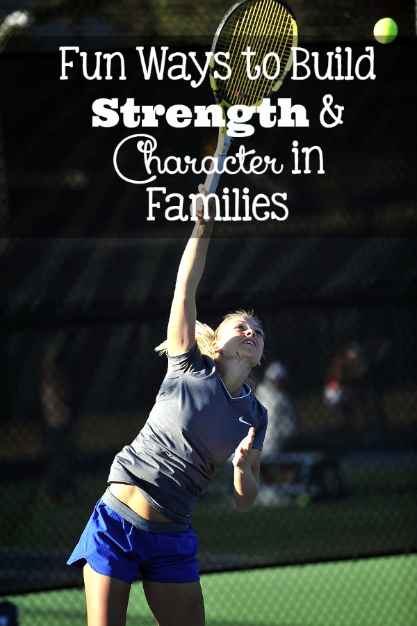 Great Ways for Families to Get Physical and Build Character