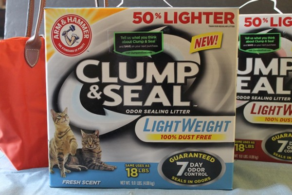 Clump and Seal 1