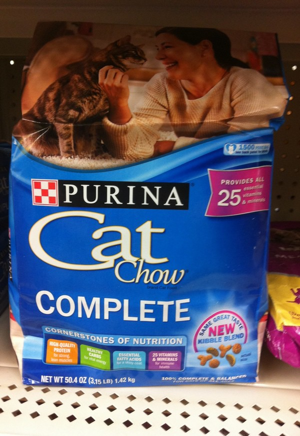 Dollar General Purina Cat Chow