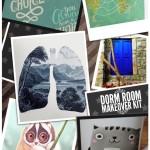 Gifts for Grads: Dorm Room Makeover Kit