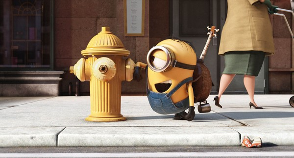 Can't get enough of those cute little yellow Minions? No worries, this summer you'll get a whole movie's worth! Find out where they came from and how they got to be so darn cool on July 10th, when Minions releases into theaters!