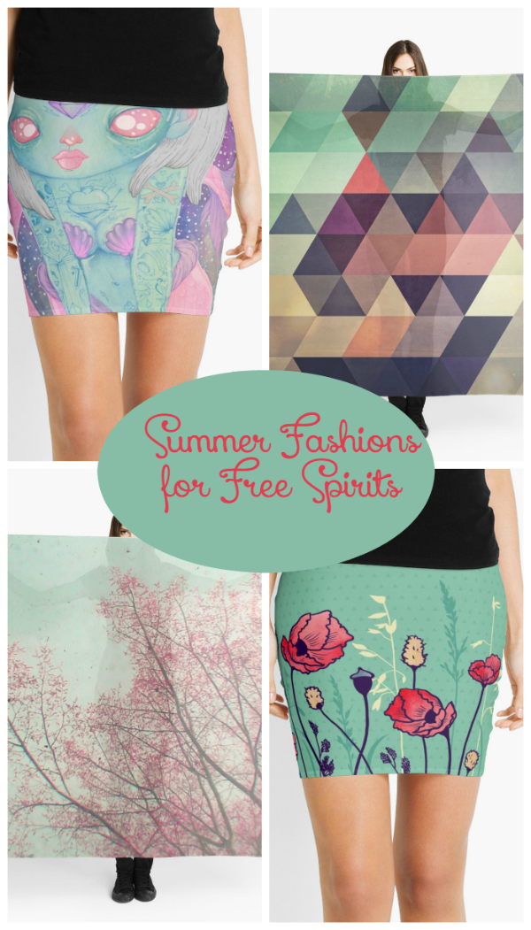 7 Absolutely Awesome Summer Fashions for Free Spirits