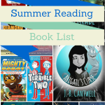 The Ultimate Summer Reading List for Middle Graders